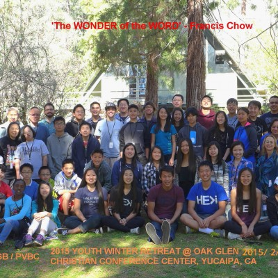 Chinese Community Church of South Bay Gospel Camp 2015