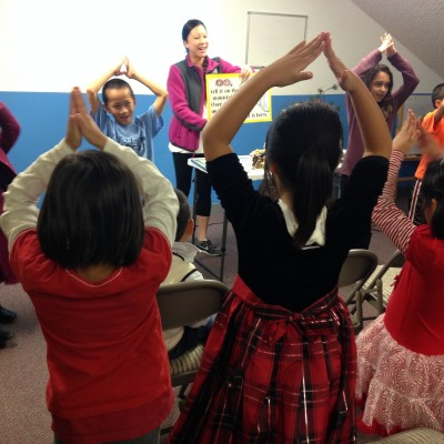 Chinese Community Church of South Bay Good News Club (every Friday at 7:30 pm)